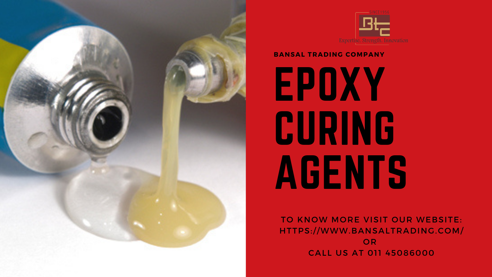 Types and advantages of epoxy curing agents